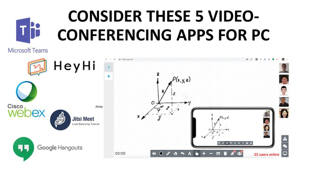 consider these 5 video conferencing apps for pc and mac